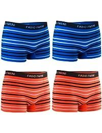 Lot de 4 Boxer Homme Fabio Farini