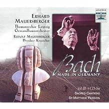 Bach - Made in Germany Vol. III (Kantaten, Matthäus-Passion)