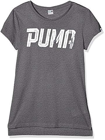 Puma T-shirt pour enfants Sport Style Thé G 14 ans Cotton Black