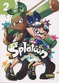 Splatoon 02 par Sankichi Hidenoya