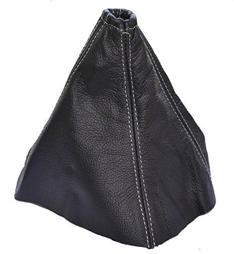 for-kia-sorento-2002-2006-gear-stick-gaiter-black-leather-grey-stitching