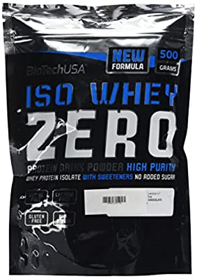 Iso Whey ZERO 500g bag from BIOTECH USA KFT