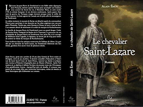 Couverture du livre Le chevalier de Saint-Lazare (L'enfant exposé t. 2)