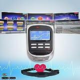 AsVIVA H17 Ergometer Cardio Heimtrainer mit Generator System und 15kg Schwungmasse (inkl. Multifunktionscomputer, 24 Level sowie Tablet- und Smartphone Halterung, günstig vom Testsieger) - 3