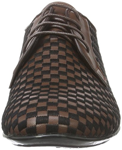 Tamboga 270-15, Chaussures à Lacets Homme Braun (Brown 08)