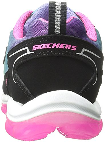 Skechers Skech Air flyaway Mädchen Low-Top Black/Multi