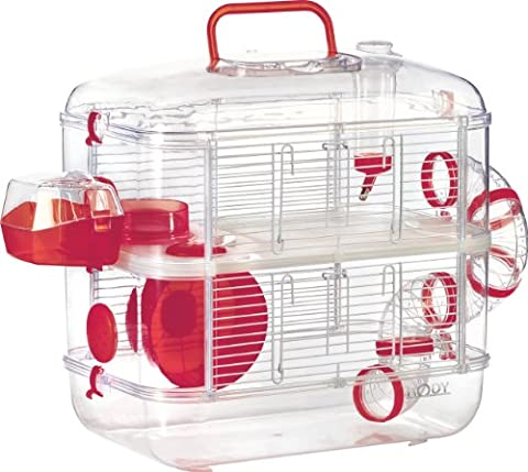Hamster Russe - CAGE DUO RODYLOUNGE