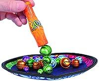 Game Factory 76143 - Bellz Magnet-Spiel-Hit im attraktiven Reißverschluss-Etui, Multilingual