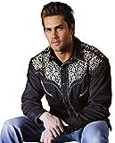 Cowboyhemd Westernhemd Henry aufwändig bestickt, XL von Stars & Stripes