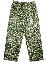 NFL chicos St, Maarten/pijama pantalones de pijama camuflaje camuflaje Talla:4-5