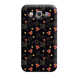 Garmor Seamless Autumn Design plastic back cover for Samsung Galaxy Grand Quattro i8552-Autumn II-1