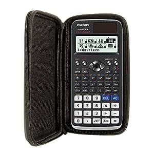 SafeCase Schutztasche für Taschenrechner von Casio, für Modell: FX 991 DE X