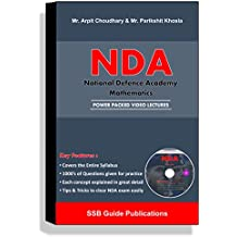 SSB Guide NDA - Mathematics Full DVD Course (DVD)