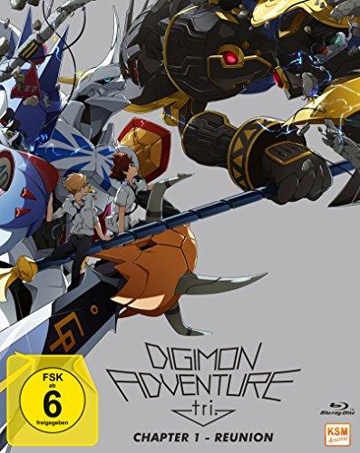 Digimon Adventure tri. Chapter 1 – Reunion [Blu-ray]