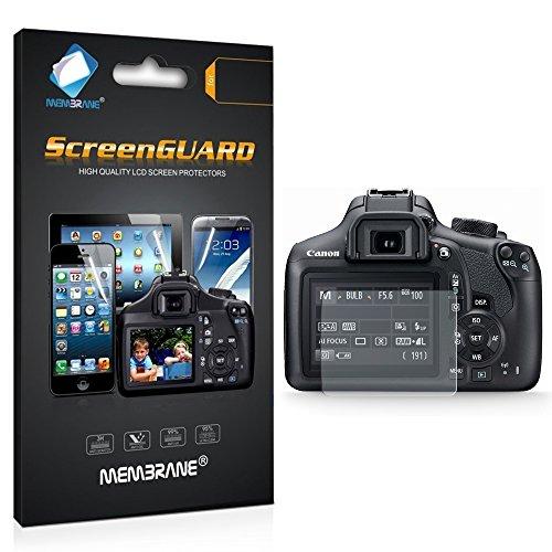 Galleria fotografica 3 x Membrane Canon EOS 1300D Pellicola Protettiva - [3 Pack Trasparente]