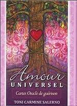 Amour universel - Cartes oracle de guérison de Toni Carmine Salerno