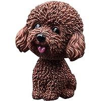 FancyU Car Nodding Dog Doll Cane sveglio che agita Bobble Head Dogs Puppy Car Interior Cruscotto Decorazione Cute Dog…