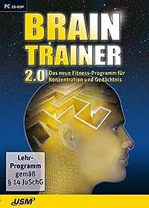 Braintrainer 2.0 (CD-ROM)