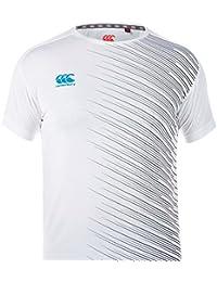 Canterbury Vapodri Poly Graphic T-Shirt - SS15 - L