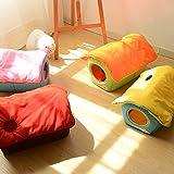 WITREE-Z Gatito colchón, Cat House, cálido Cat, Cat House, gatito productos,tejados rojos,L:41*24*28cm.