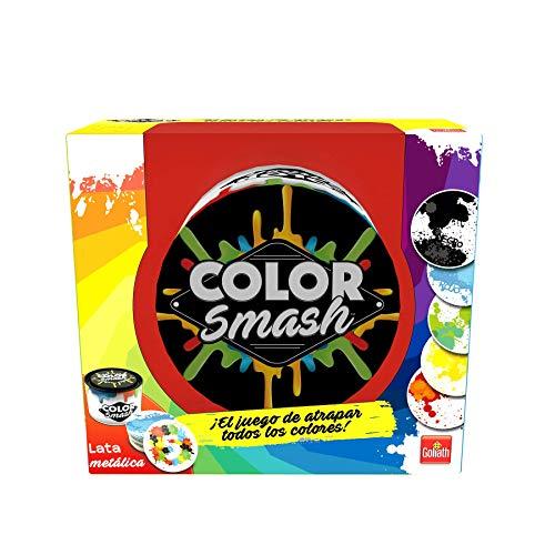 Goliath Color Smash 200cartes, unique (761841)