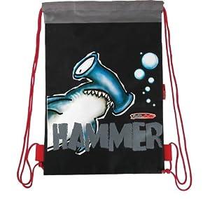 Santoro Graphics Jeli Deli tiburón Bolsa de cordón