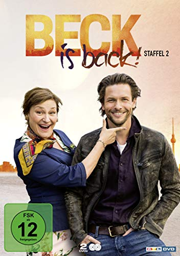 Beck is back - Staffel 2 [2 DVDs] - Dvd Beck