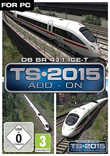 Train Simulator 2015 DB BR 411 'ICET' EMU AddOn