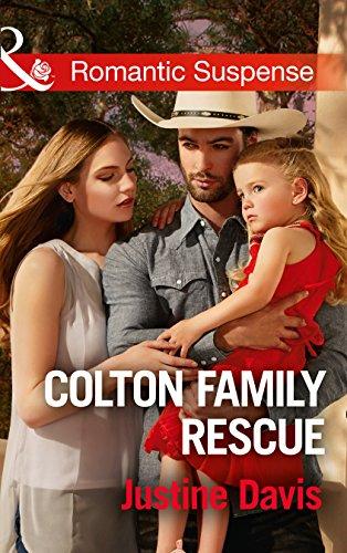 book cover of Colton Family Texas
