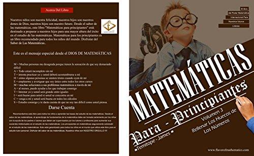 Llenar Los Huecos de Números (Volume 3): Matematica Para Principiantes por Temitope James