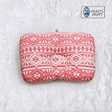 #4: Kradyl Kroft Head Sleeping Pillow for Baby (Peaches N Cream)