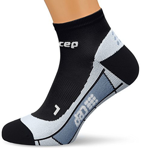 CEP Herren Low Cut Men Socken, Schwarz, Gr. 43-46 (Herstellergröße:IV)