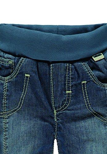 Kanz Baby – Jungen Jeanshose (68 cm, Dark Blue Denim) - 3