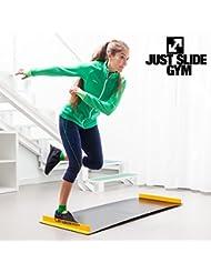 Tapis glissant d'Entraînement Fitness Just Slide Gym