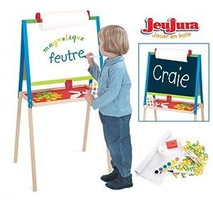 JeuJura-Juego para Crear-Cuadro Dibujo con Accesorios + recinto