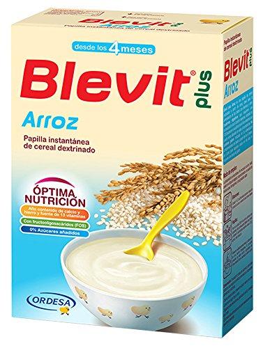 Blevit Plus Arroz Cereales - 300 gr