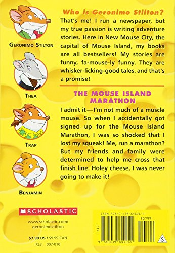 The Mouse Island Marathon (Geronimo Stilton)