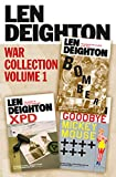 Front cover for the book XPD by Len Deighton