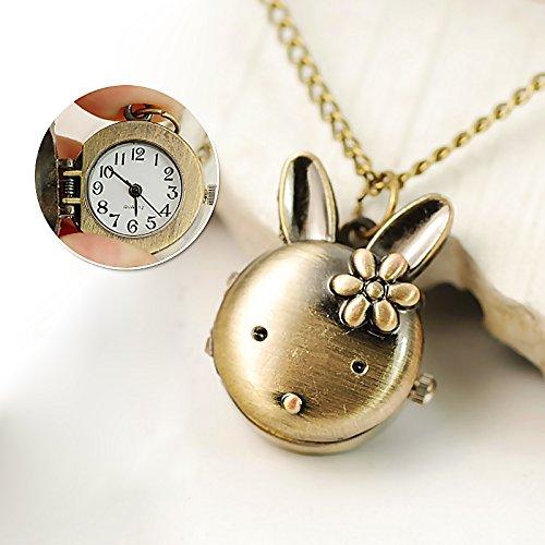 korean-fashion-cute-little-rabbit-pocket-watch-necklace-zodiac-rabbit-watch-retro-flip-and-promotion