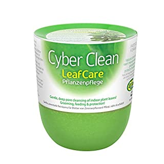 Cyber Clean Leaf Care Pop-up Cup, Kunststoff, grün, 160g