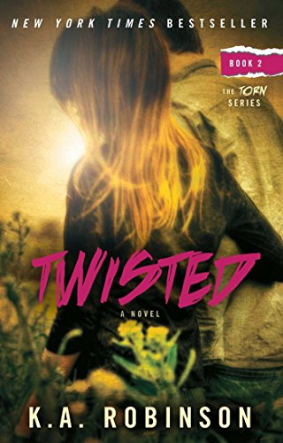 Twisted: Book 2 in the Torn Series (English Edition)