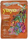 Yuyo Organic Spice Yerba Mate Teabags (Pack of 2, Total 28)