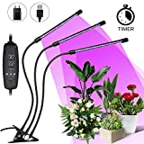 LED Pflanzenlampe SOLMORE 27W Grow Lampe