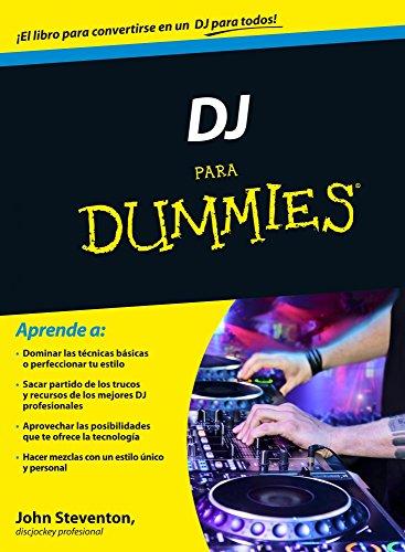 DJ para dummies por John Steventon