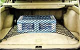 Kofferraumnetz 2 Stück -K&B Vertrieb- Gepäcknetz Autonetz Trennnetz Abdecknetz Auto Netz 90 x 75cm 409
