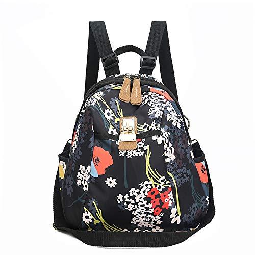 xbowenbag Rucksäcke Kinderrucksäcke Sport Outdoor Tasche Weibliche Umhängetasche Mode Mobile Handtasche Wasserdichte Schulter Geschlungen Weibliche Tasche 30 * 15 * 33Cm, C - Mikrofaser-schulter-handtasche
