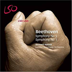 Beethoven - Symphonies Nos 1 & 5 (LSO, Haitink)