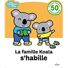 La famille Koala s'habille