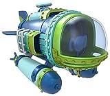 Skylanders SuperChargers: Fahrzeug Tauchgang Bomber Charakter Pack