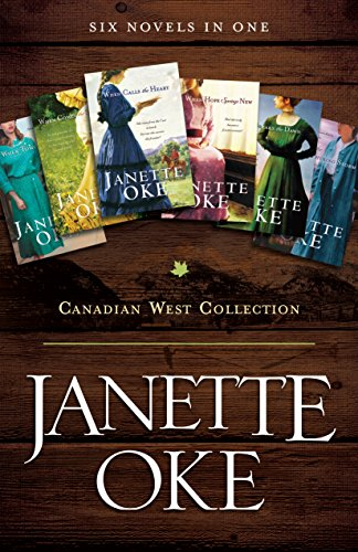 Canadian West Collection: Six Novels in One (English Edition) por Janette Oke